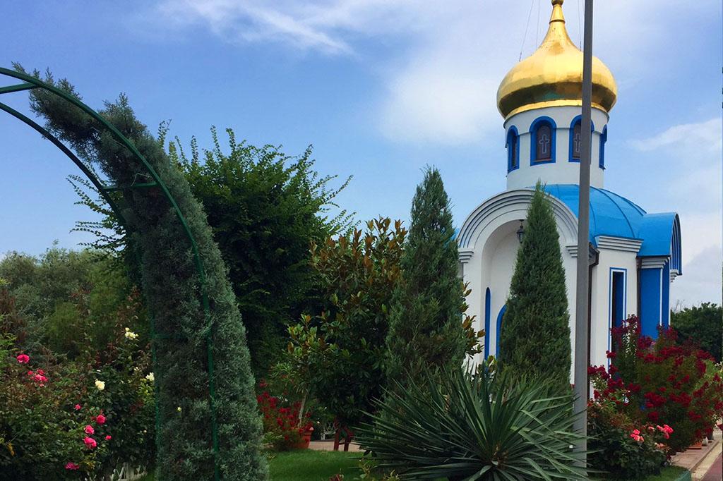 Орловка Крым